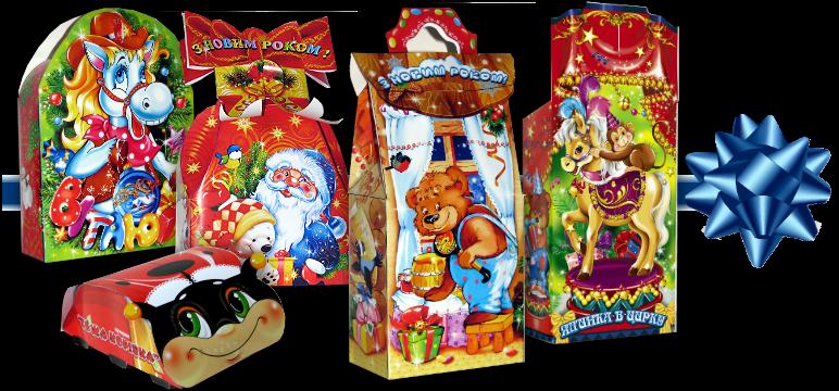 Новогодние подарки конфеты цены